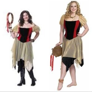 Other - Gypsy Fortuneteller Costume & Accessories Set